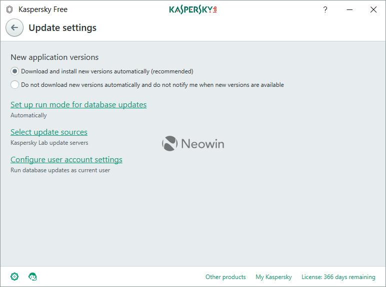 Kaspersky Free Antivirus released - Neowin