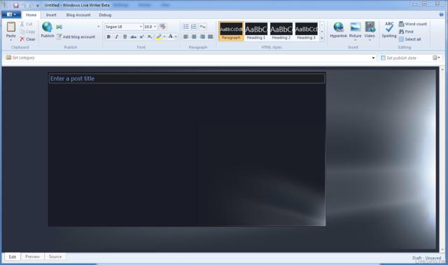 Gallery windows live wave 4 leaked screenshots