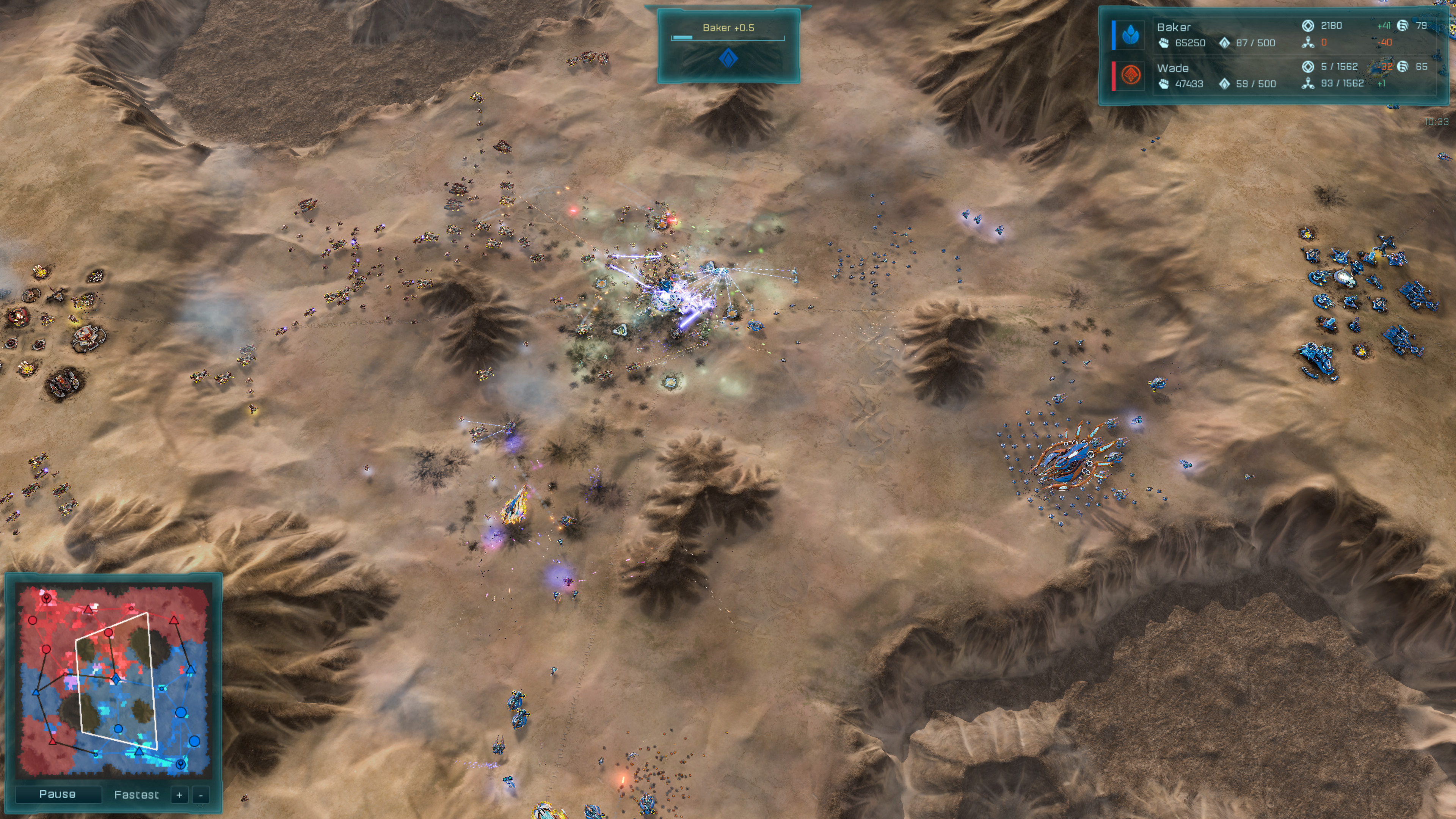 Vulkan support added to massive-scale RTS, Ashes of the Singularity