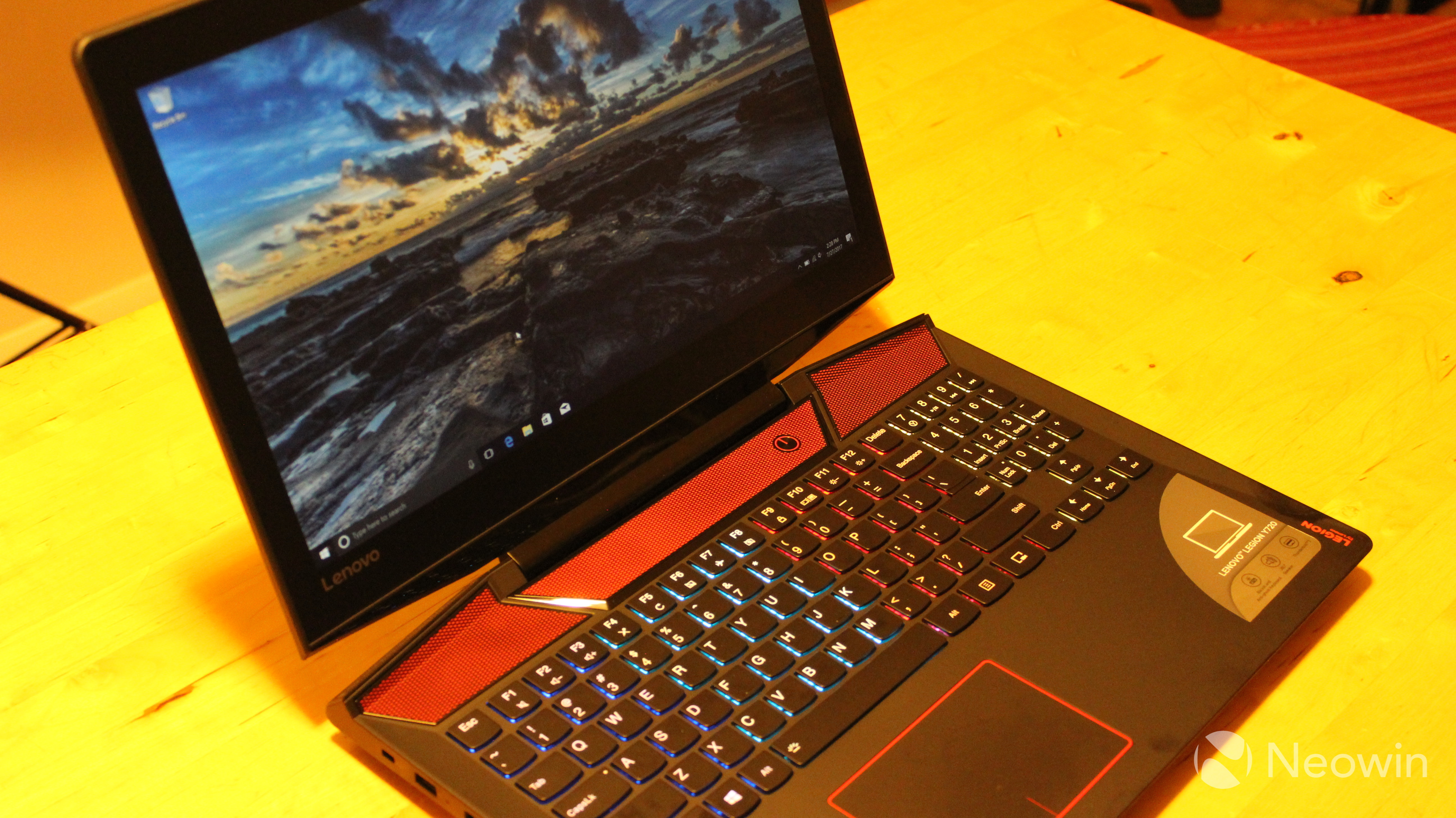 Lenovo Legion Y720 review: A gaming laptop with a lot of power for a