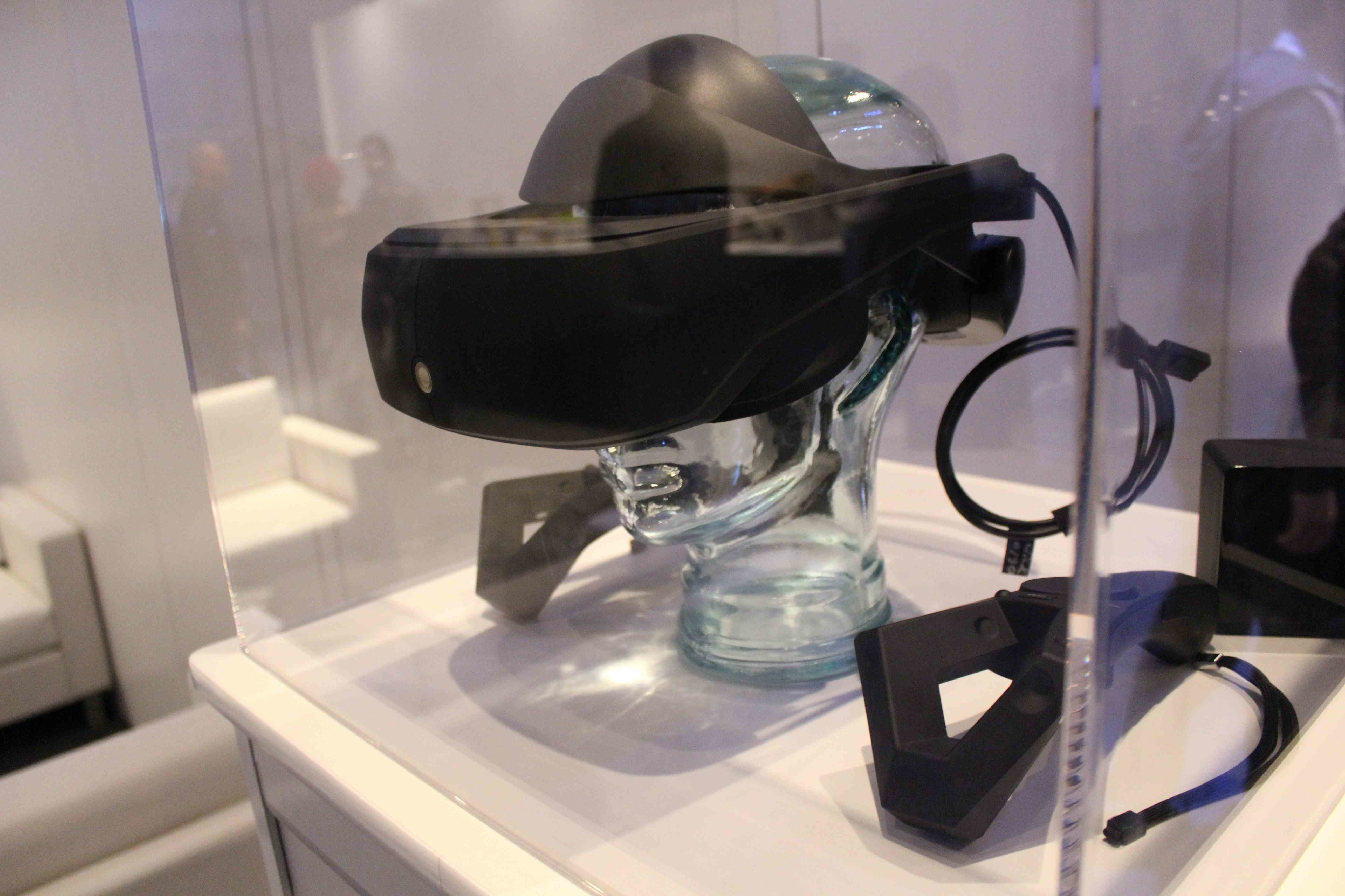 LG's SteamVR headset spotted at the Korean VR festival - Neowin