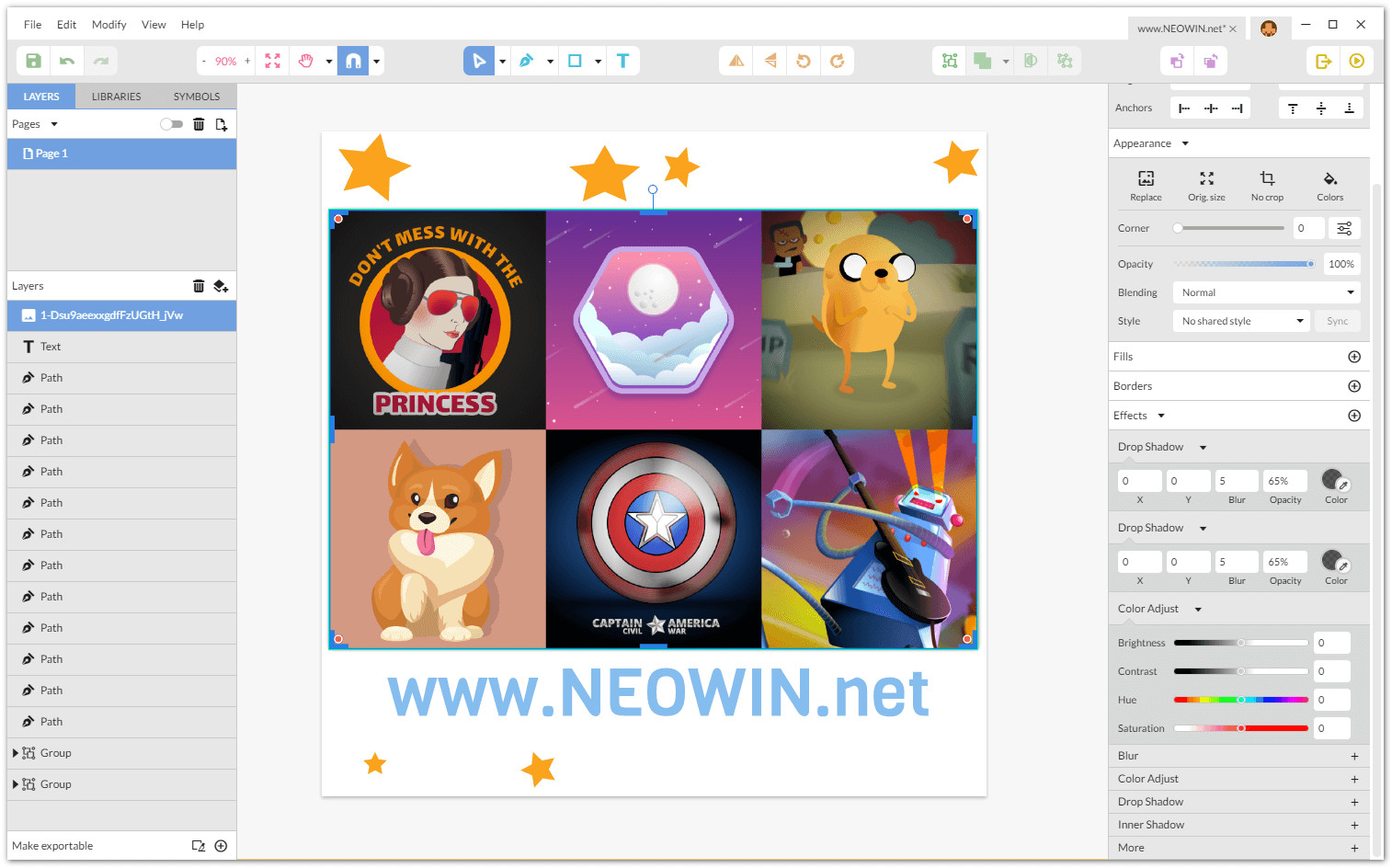 Gravit designer 3 2 2 is out free adobe illustrator Free illustrator alternative