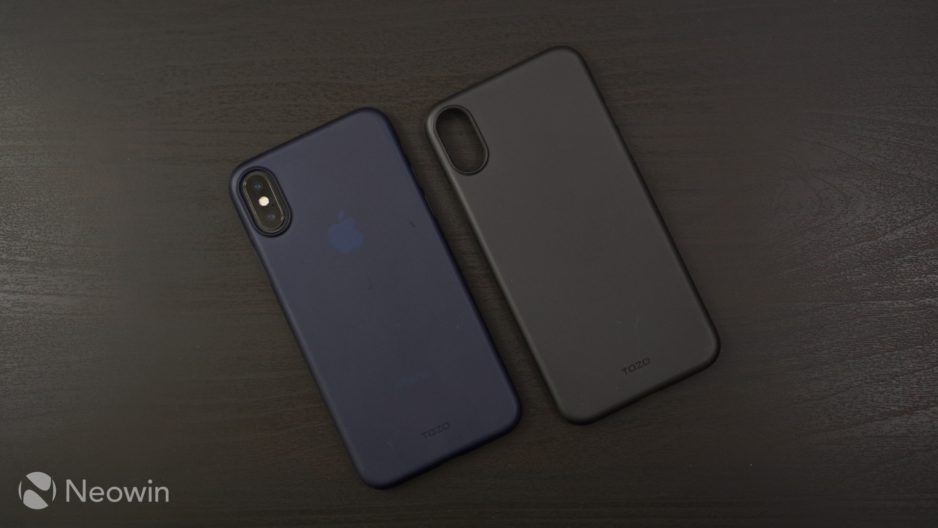 quality design 61c90 836de Tozo is an attractive ultra thin case option for the iPhone X - Neowin