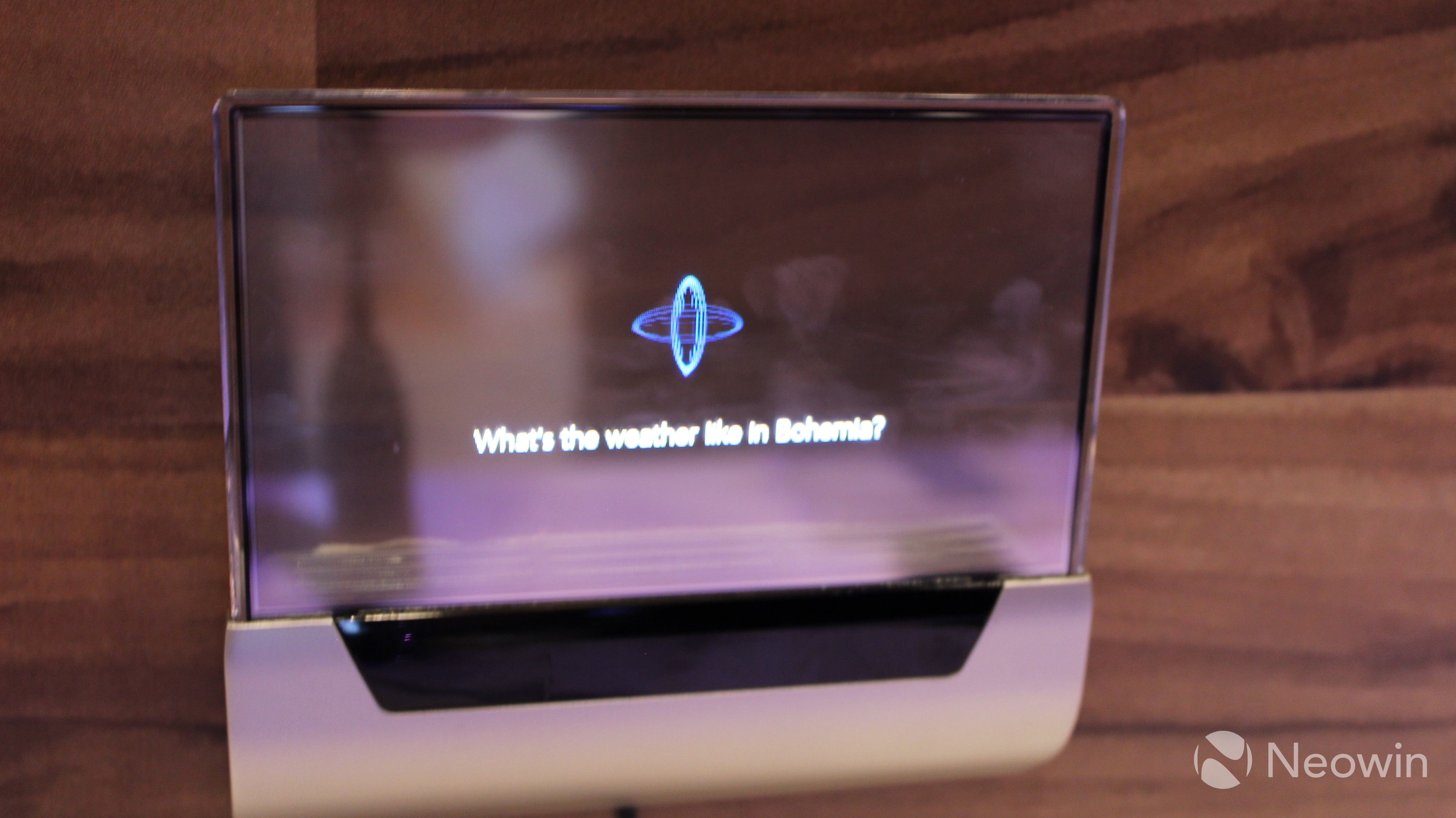 Hands On With The Windows 10 Glas Smart Thermostat Neowin