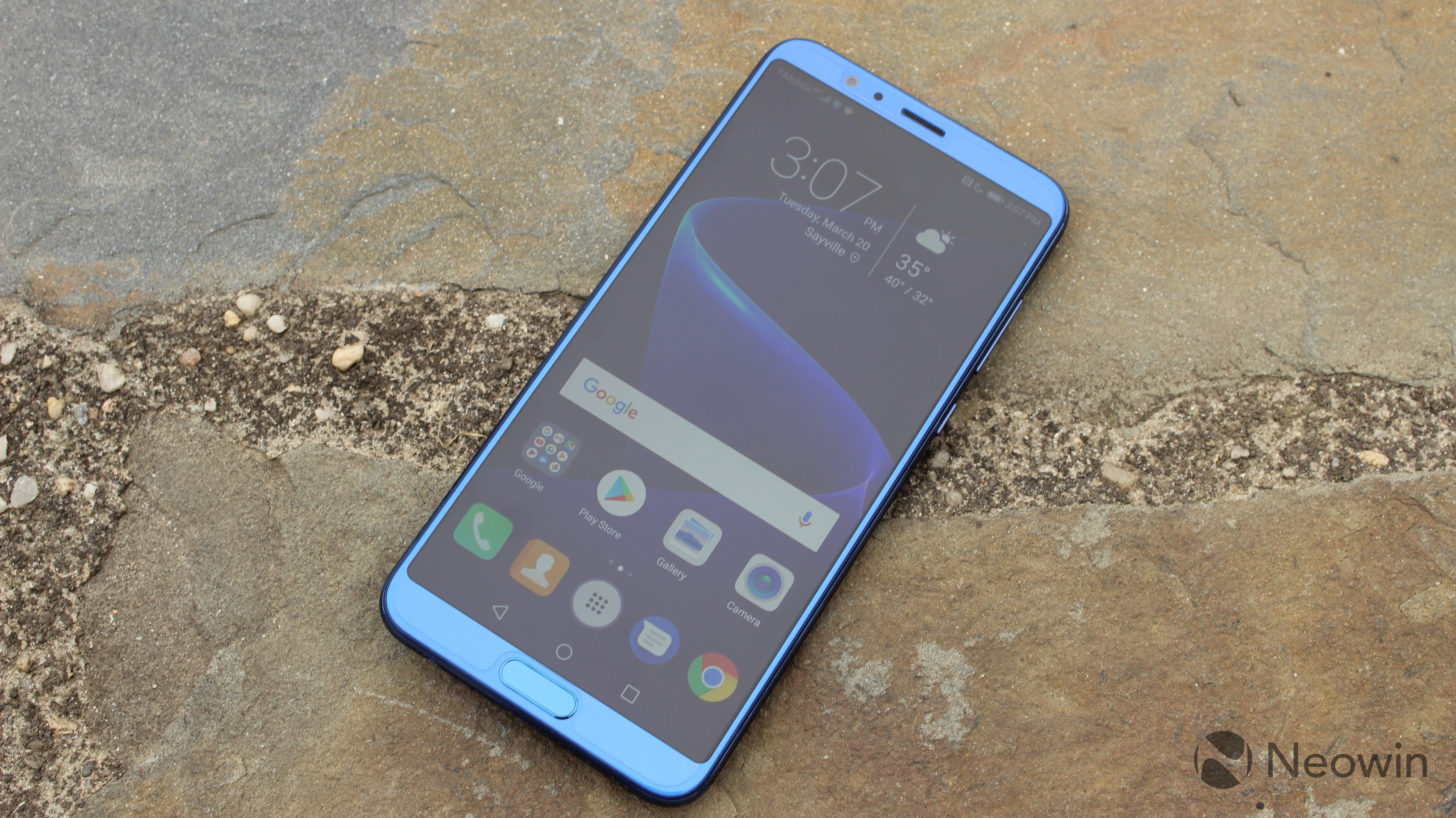 Honor View10 unboxing and first impressions - Neowin