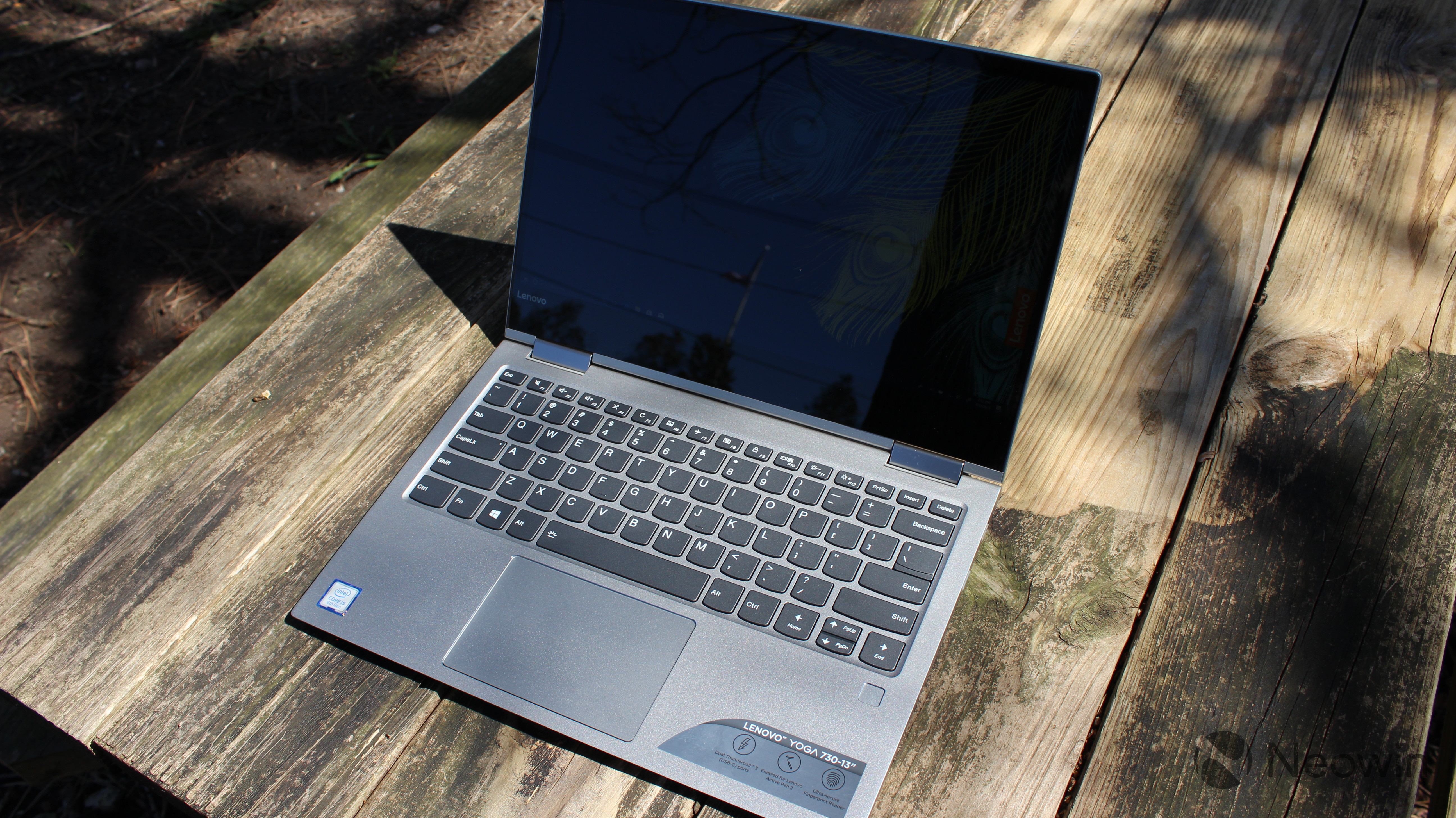 Lenovo Yoga 730 13 review - The mid-range looks pretty good - Neowin