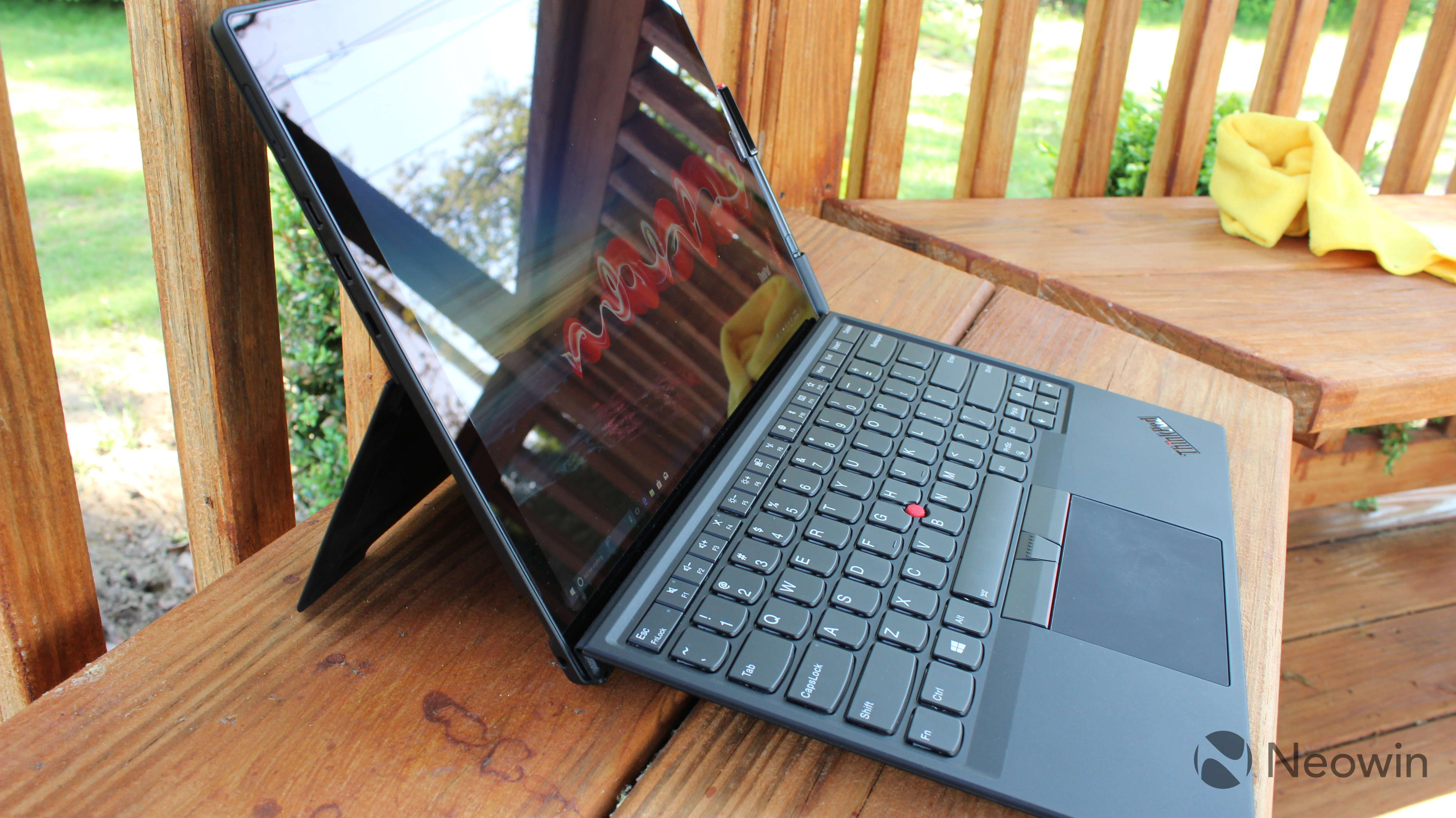 Lenovo ThinkPad X1 Tablet 3rd-gen unboxing and first