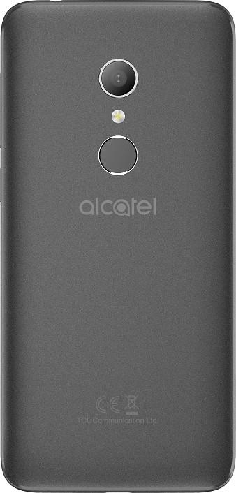 Alcatel 1X includes 18:9 display and fingerprint sensor for under