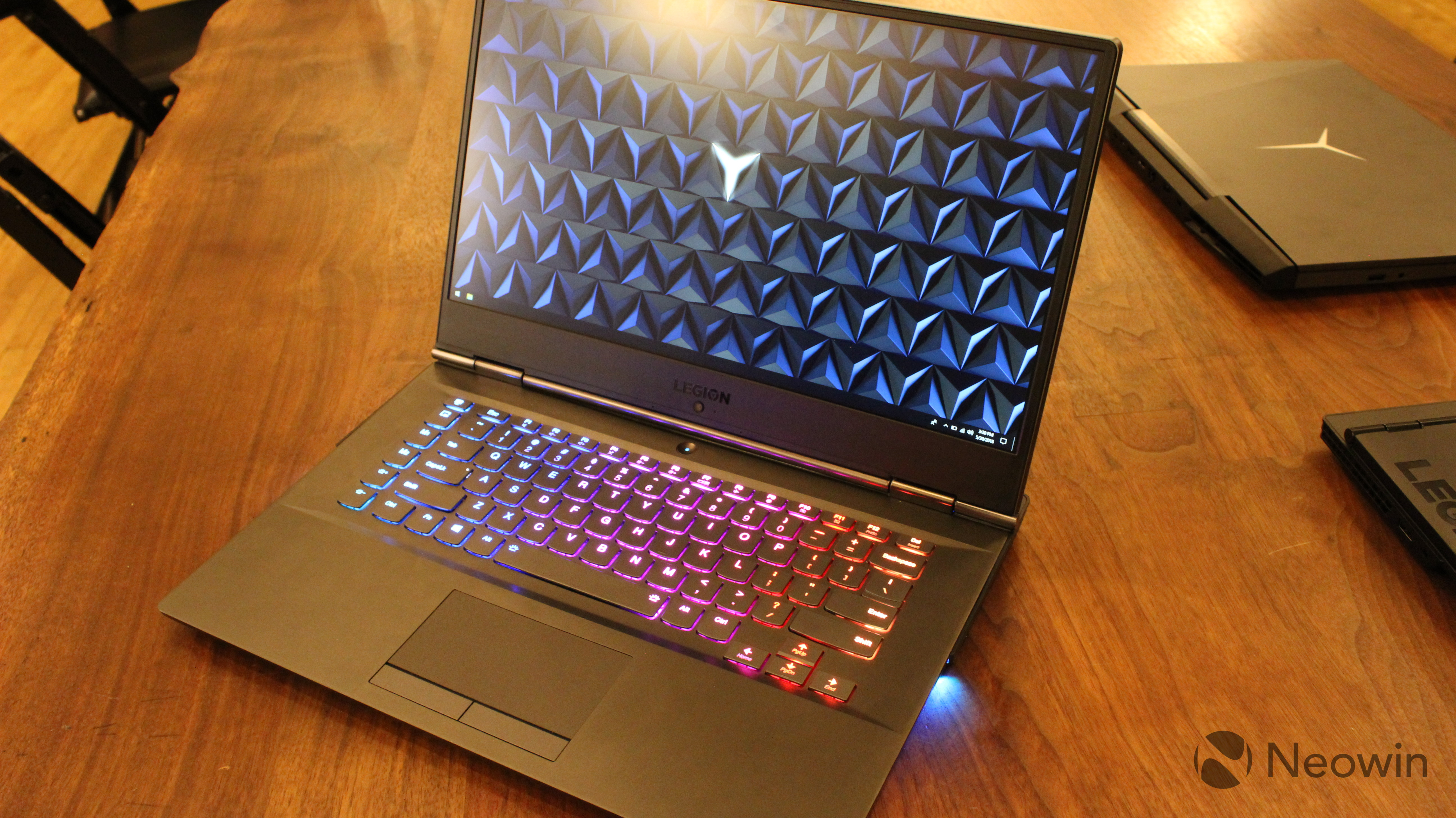 Lenovo refreshes its Legion gaming PCs with new designs, Nvidia GTX