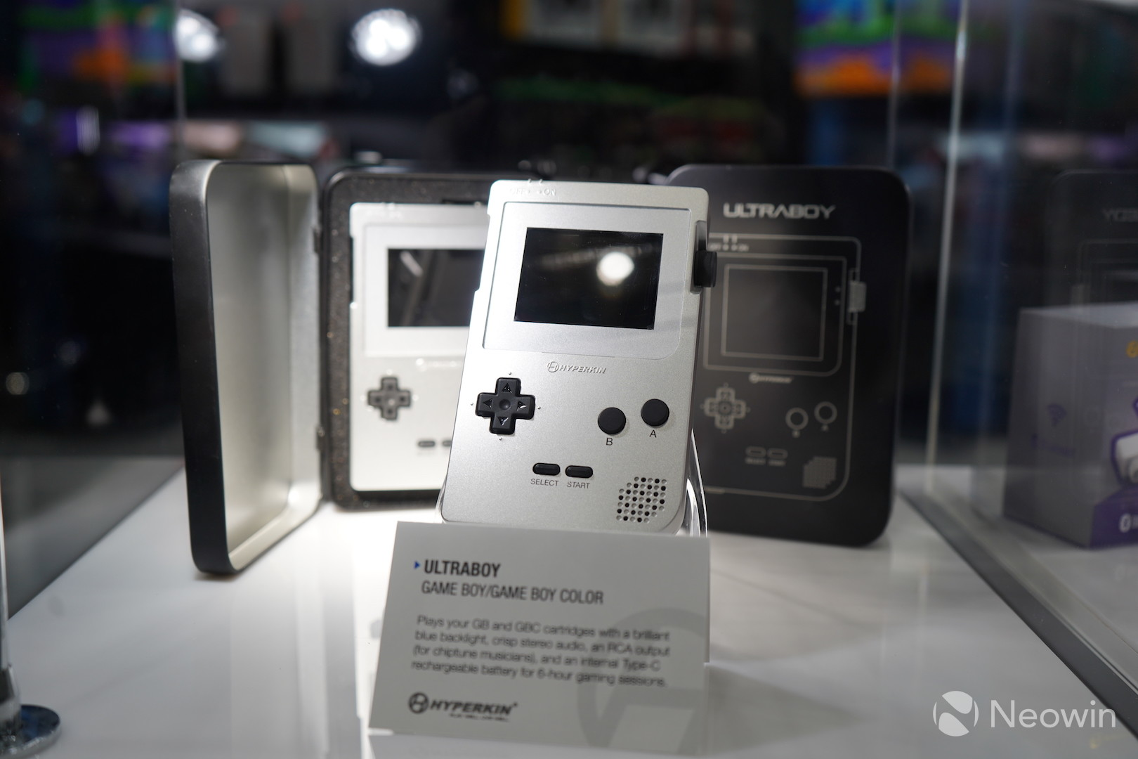 Hyperkin's Game Boy remake shows up at E3 2018 - Neowin