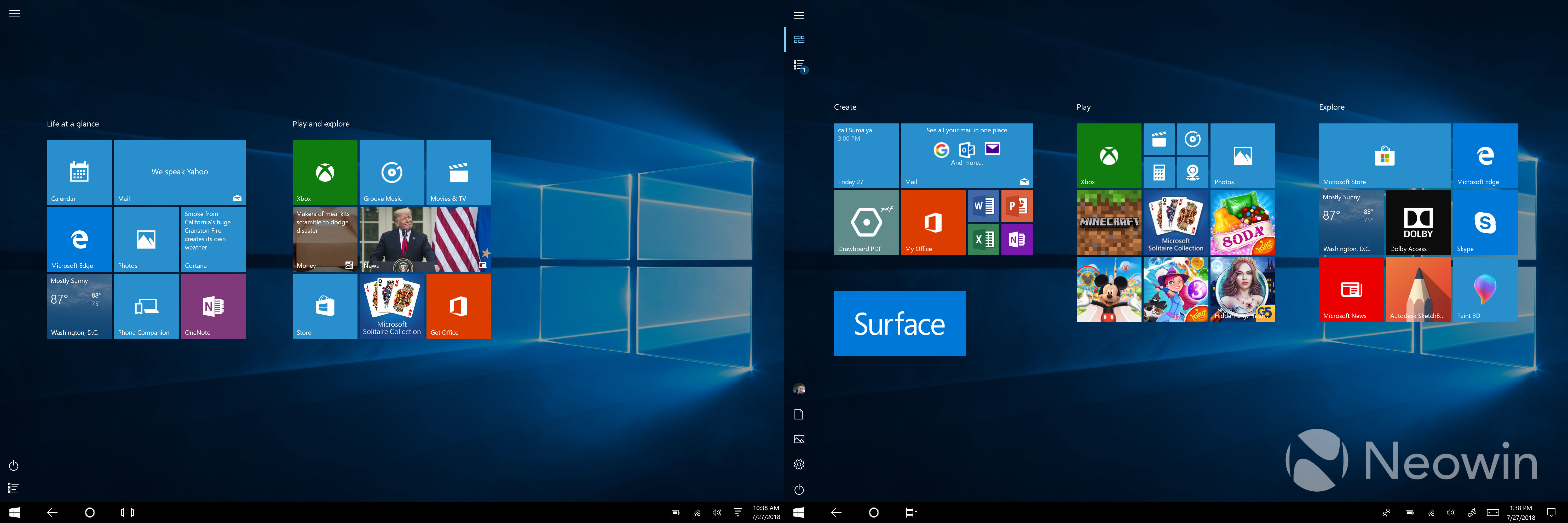 Windows 10 turns three years old today: Here's how it's