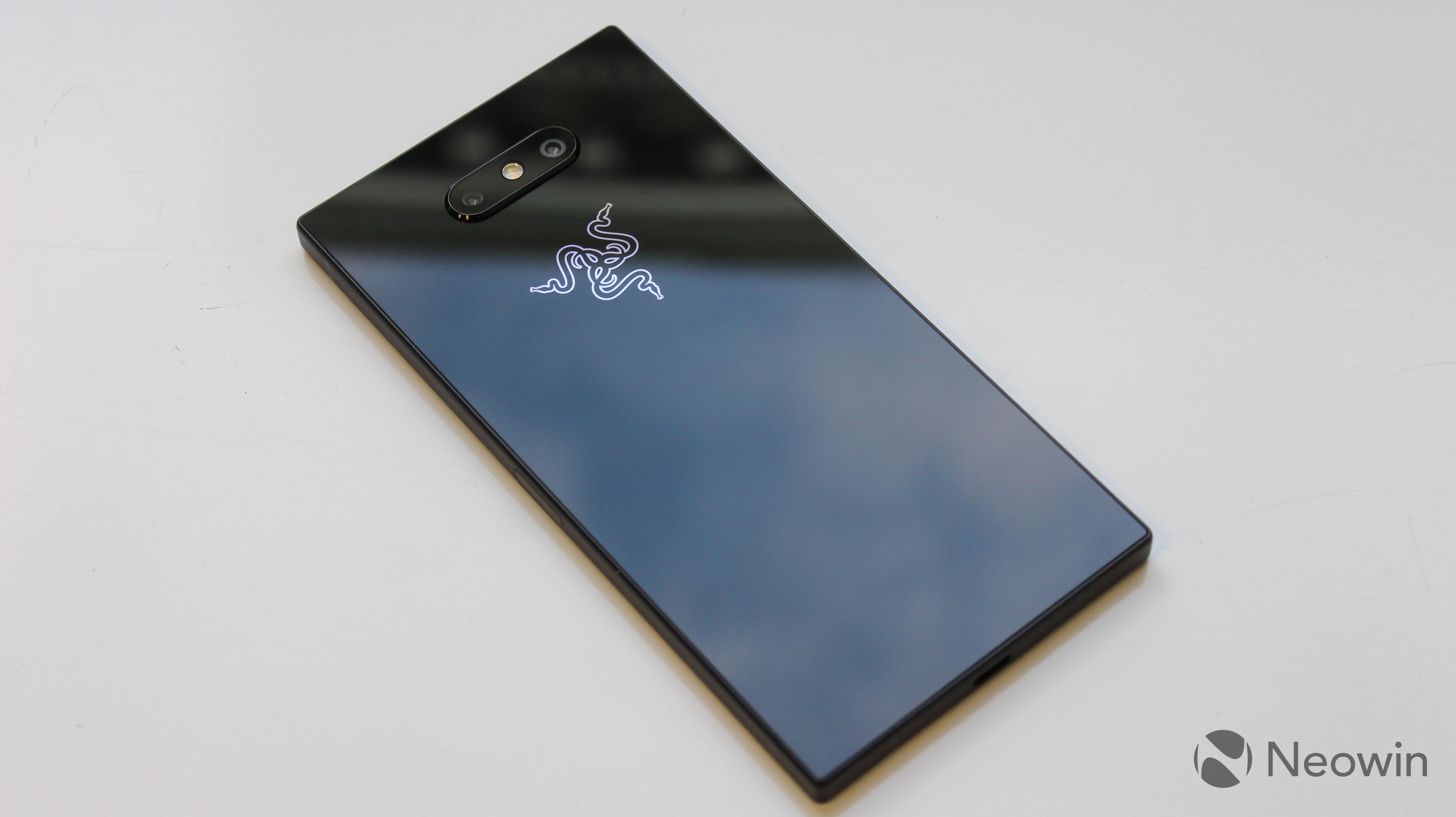 Razer Phone Stuck On Boot Screen