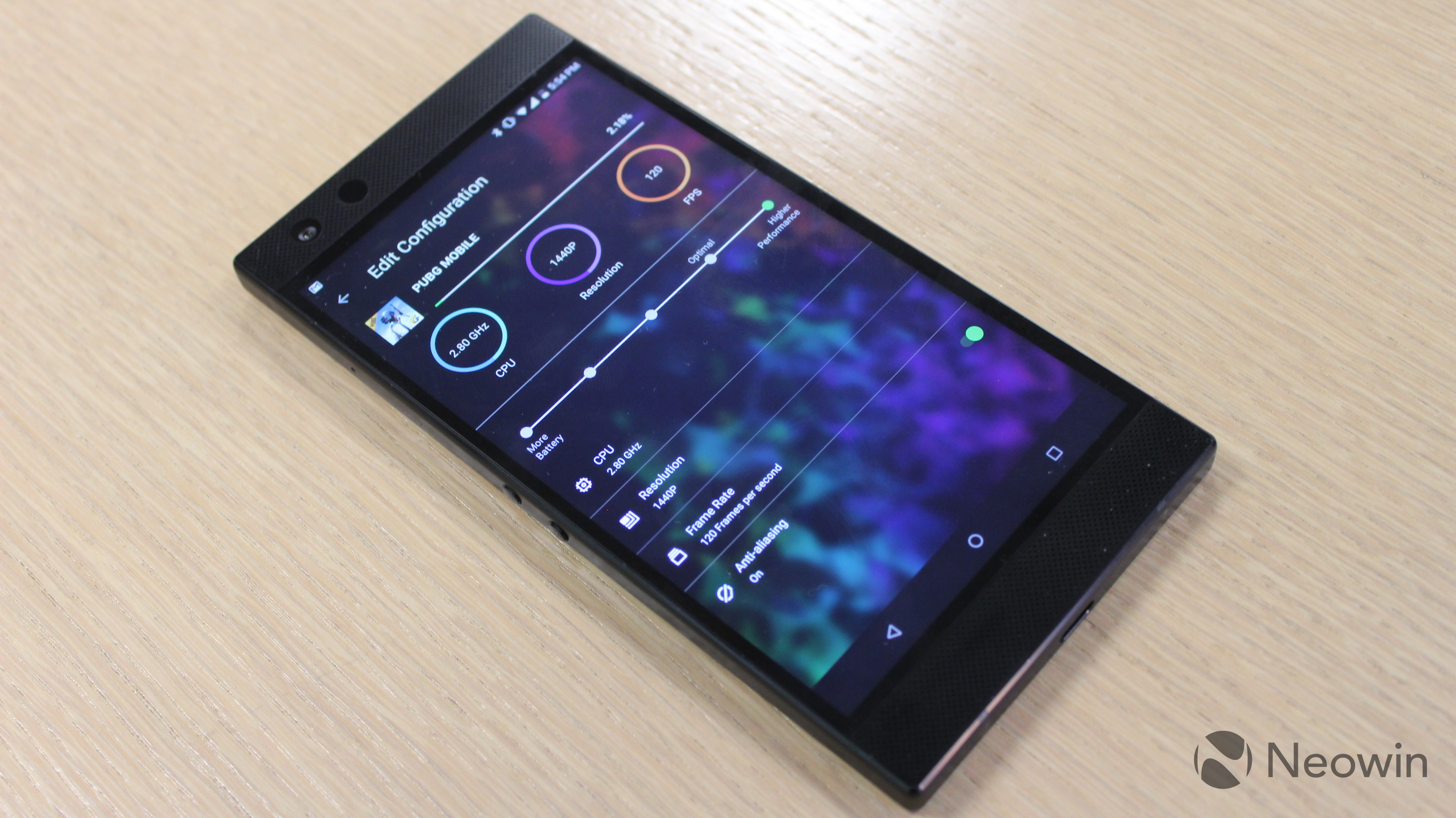 Razer announces the Razer Phone 2 with Chroma lighting