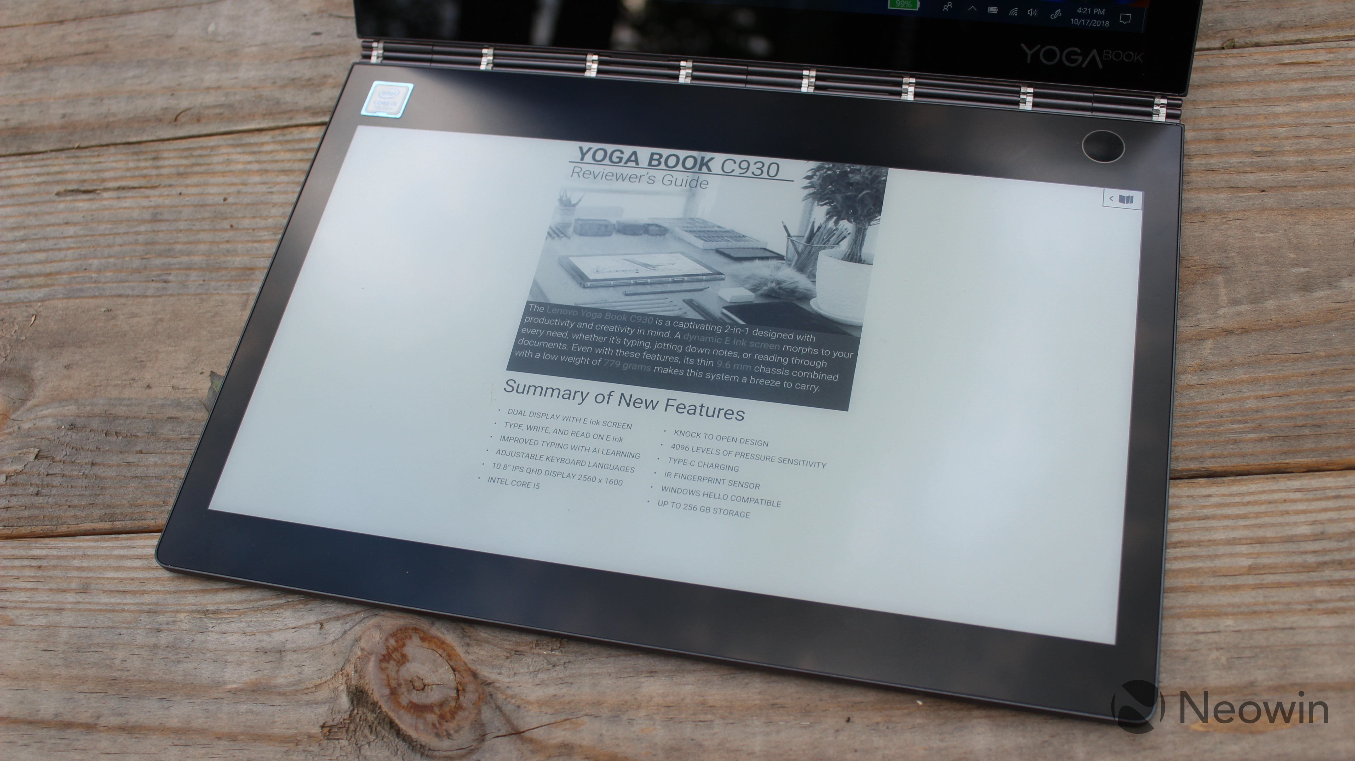 Lenovo Yoga Book C930 review: It's so much better than the first one