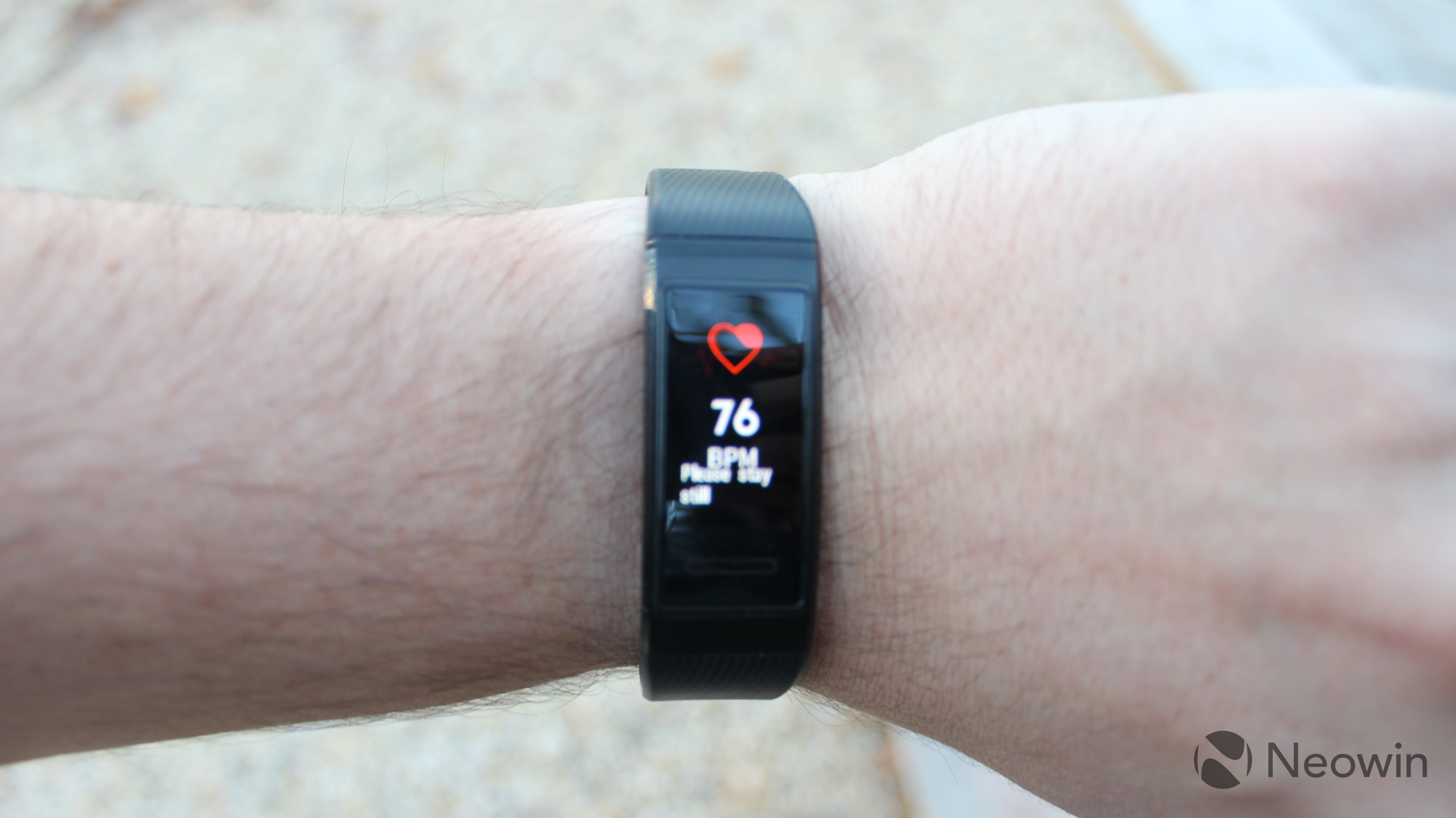 Huawei Band 3 Pro review  Fitness tracking and notifications for ... 44449b0e3