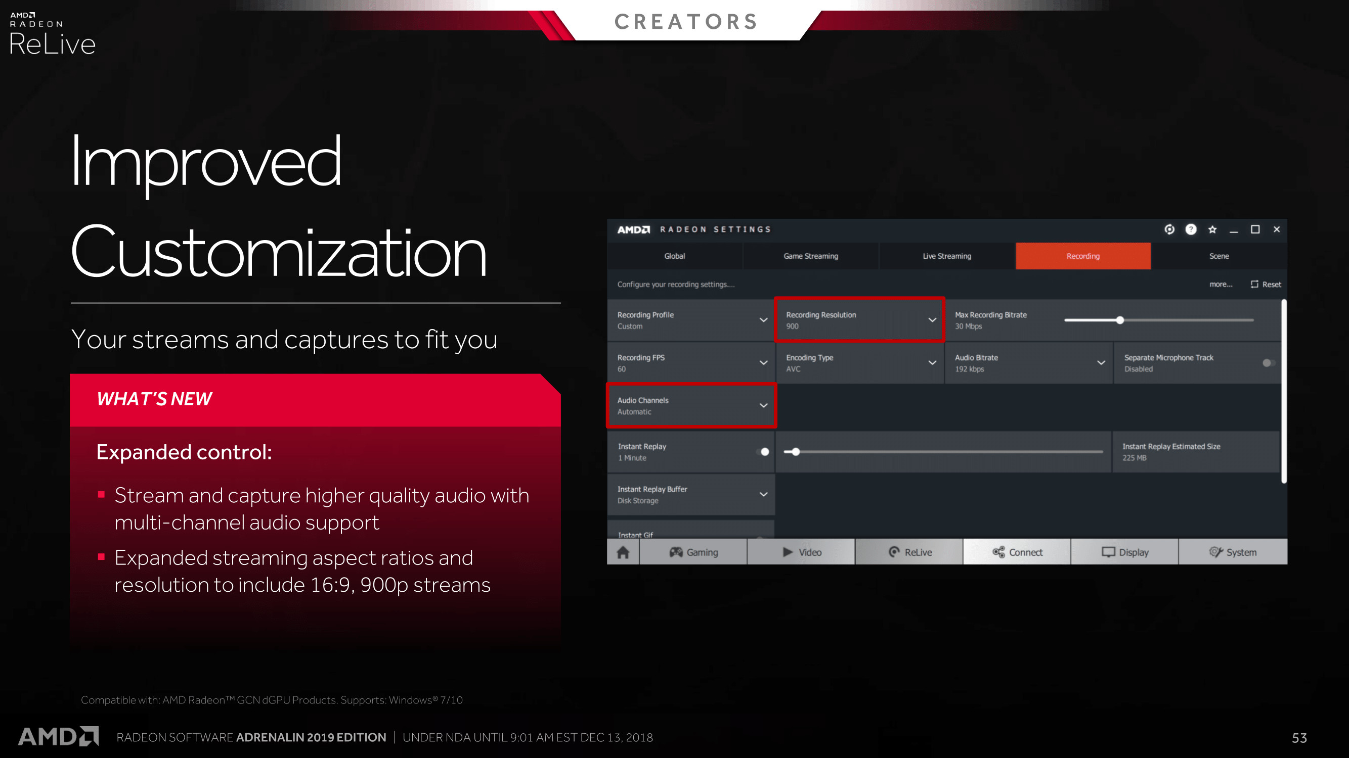 AMD's new 18 12 2 Adrenalin 2019 Edition drivers go live with a