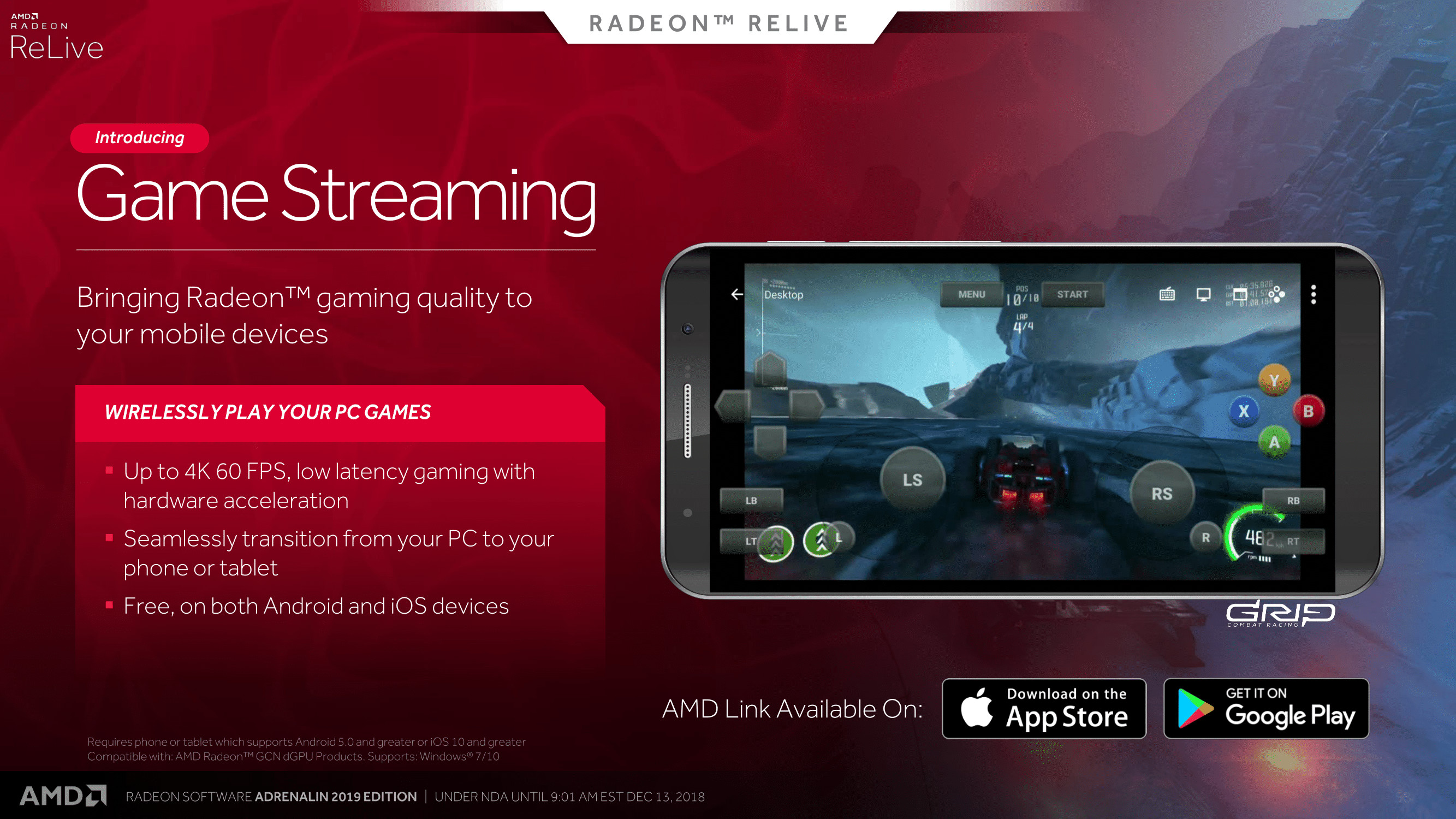 AMD's new 18 12 2 Adrenalin 2019 Edition drivers go live