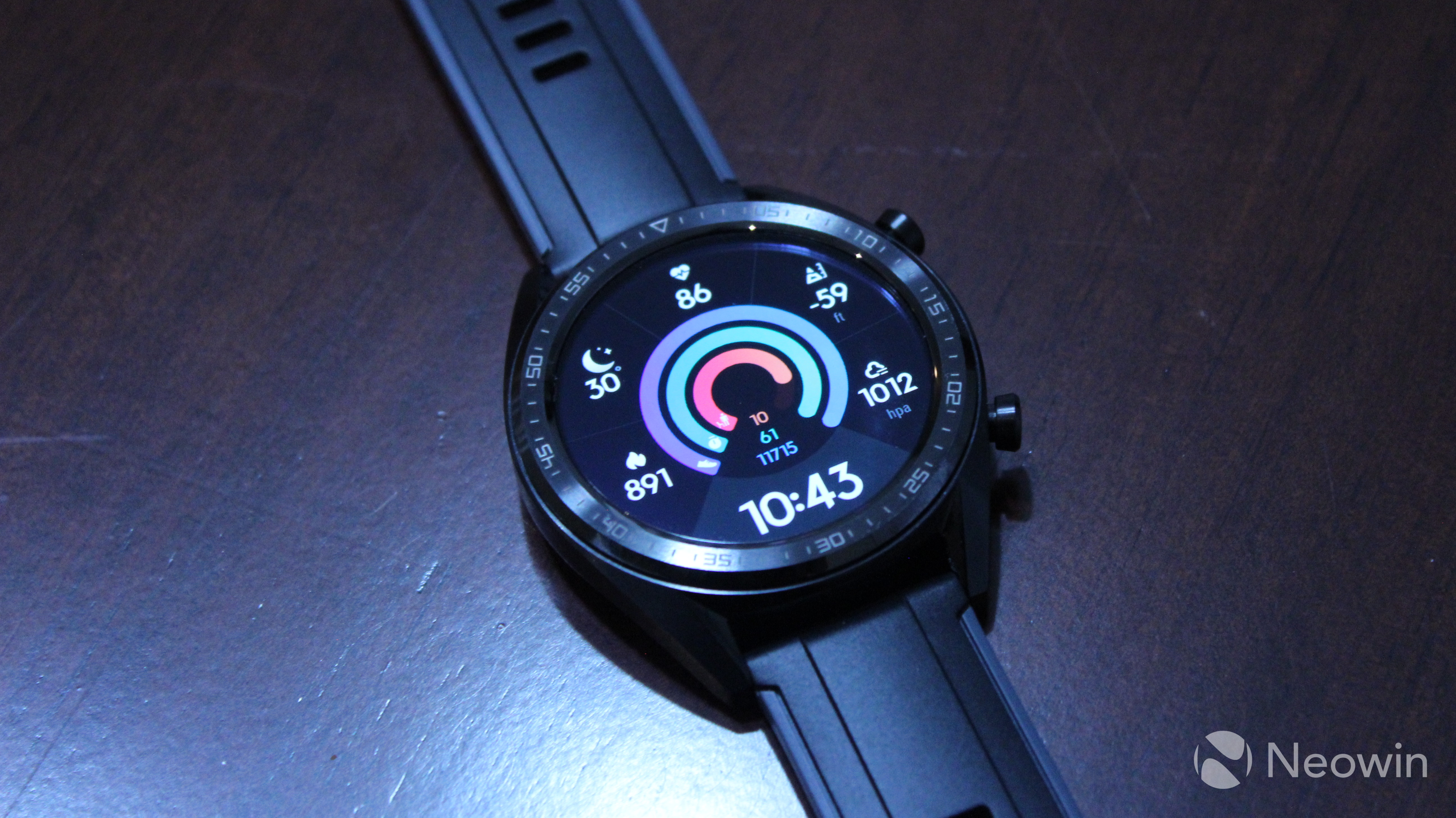Huawei Watch GT review: Great battery life, but lacking on