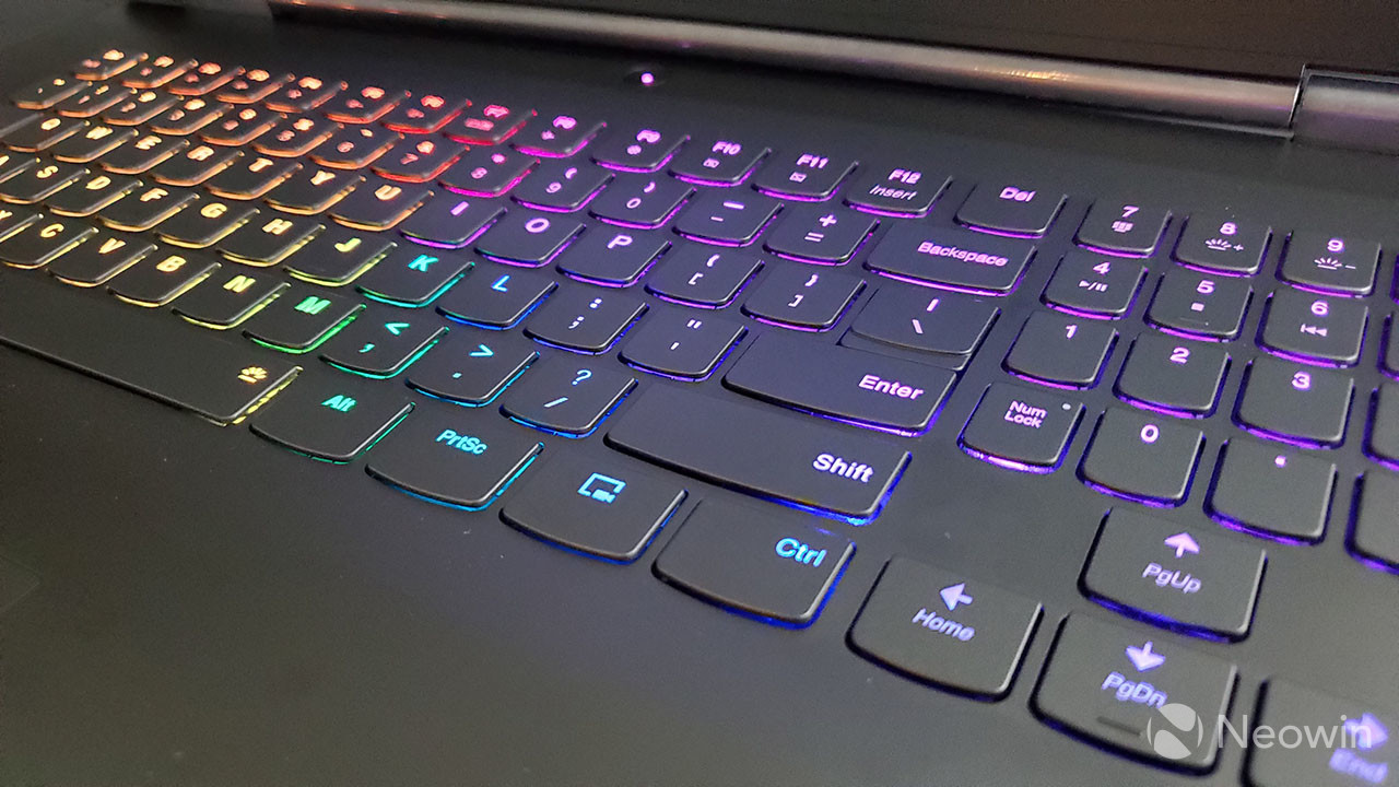 Lenovo Legion Y740 17-inch review: Ray tracing and DLSS on a laptop