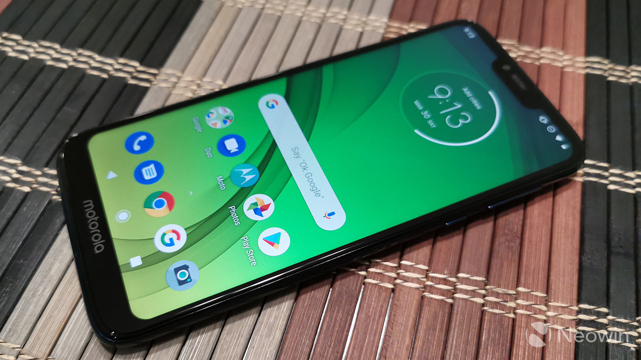 Moto G7 Power review: Days of battery life - Neowin