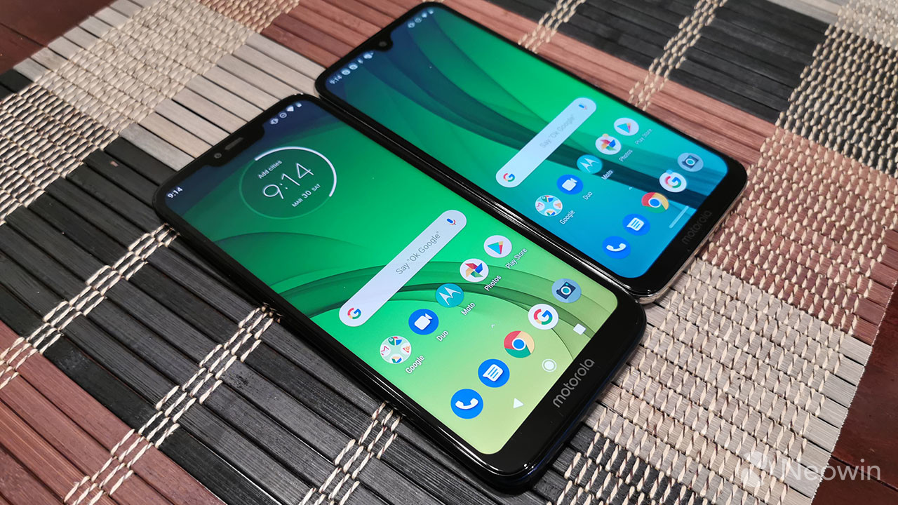 Moto G7 Power Review Days Of Battery Life Neowin