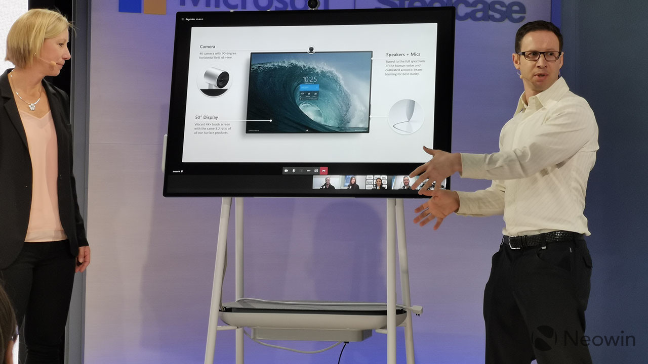 Hands On With The Surface Hub 2s Neowin