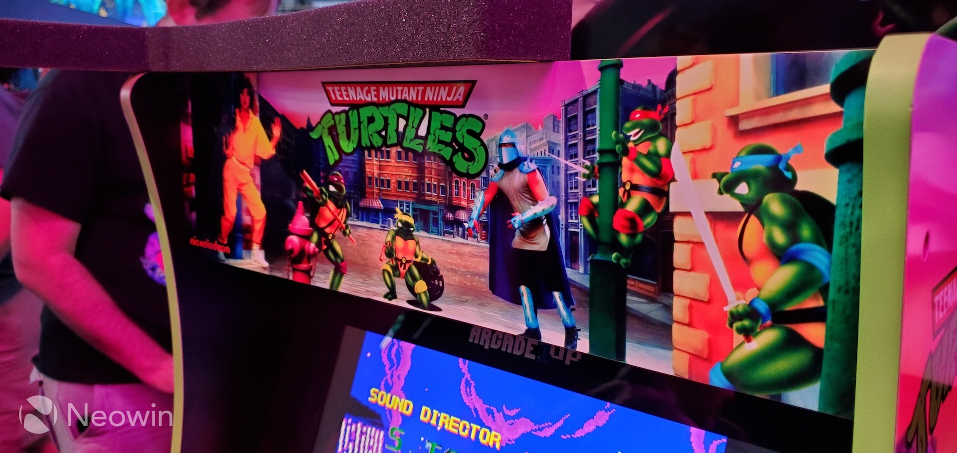 Arcade1UP announces new arcade cabinets