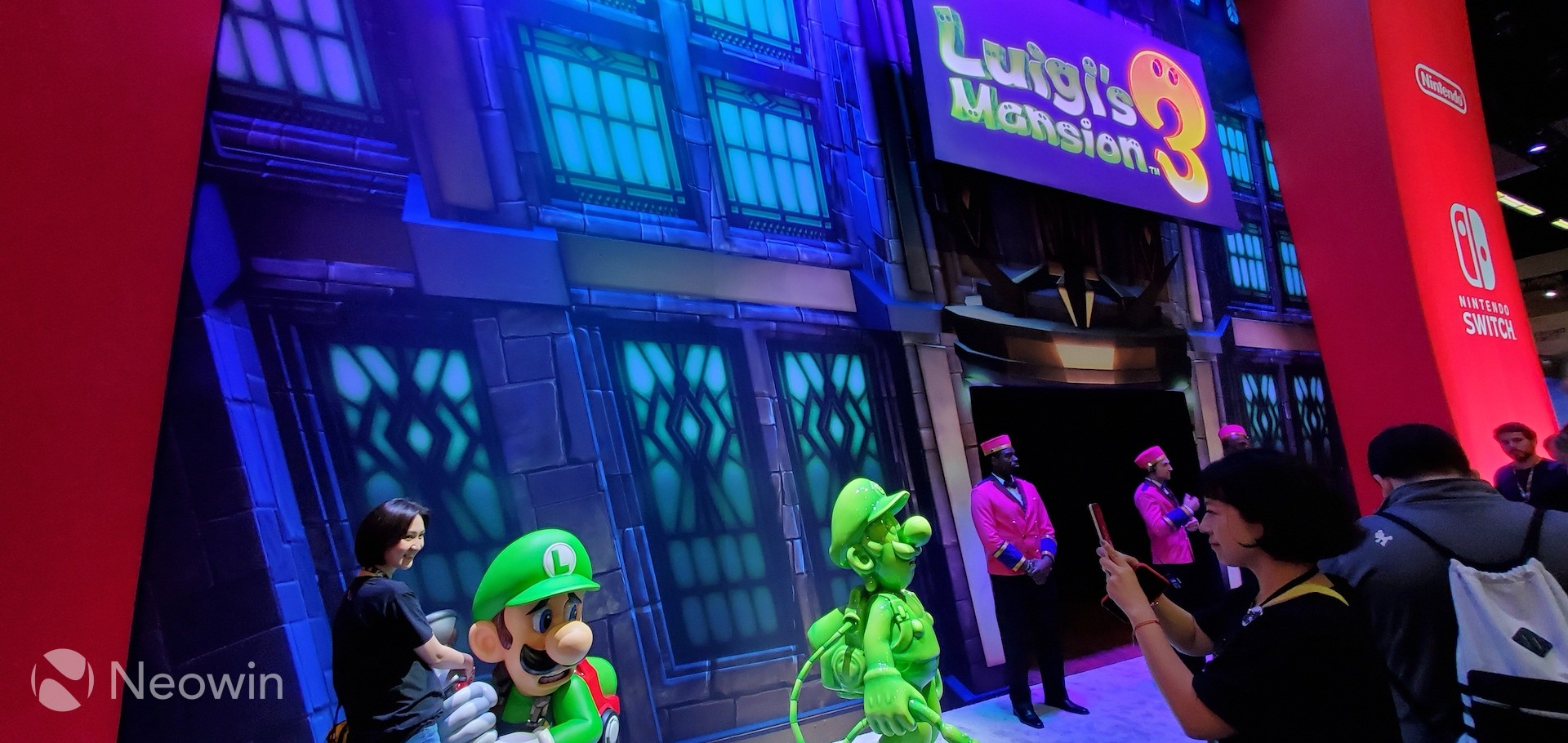 A Tour Of Nintendo S Booth At E3 2019 Neowin