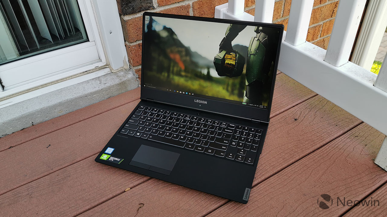 Lenovo Legion Y540 review: Casual gaming with an Nvidia GeForce GTX