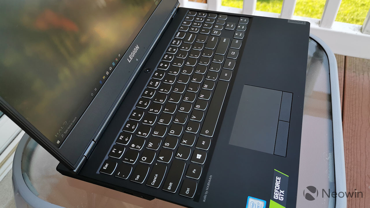 Lenovo Legion Y540 review: Casual gaming with an Nvidia