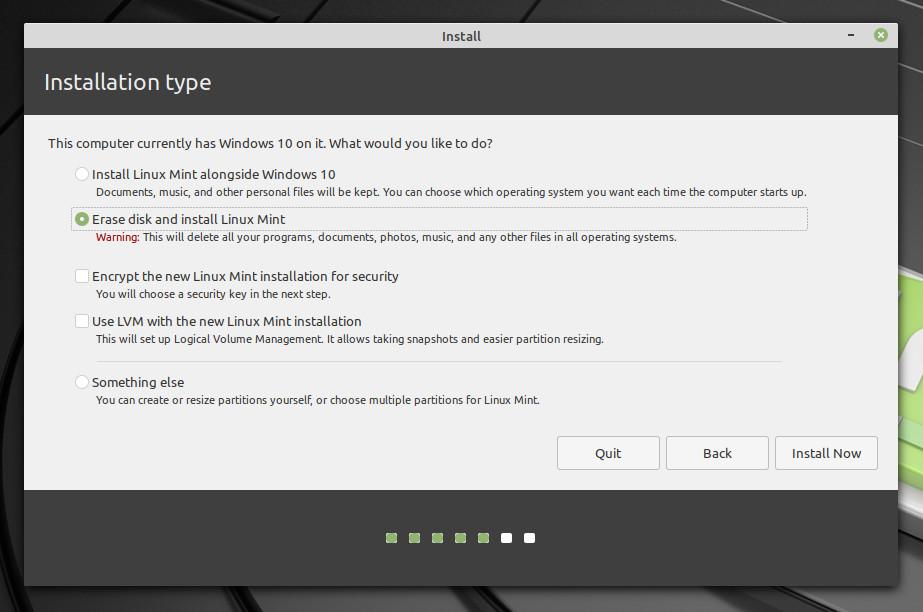 Linux Mint Stuck At Login Screen