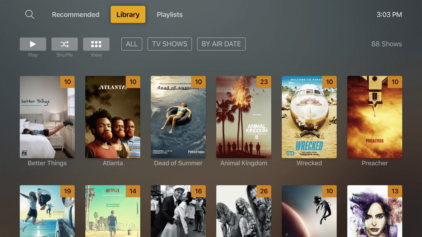 Plex begins rolling out the new UNO UI for Web, coming to TV