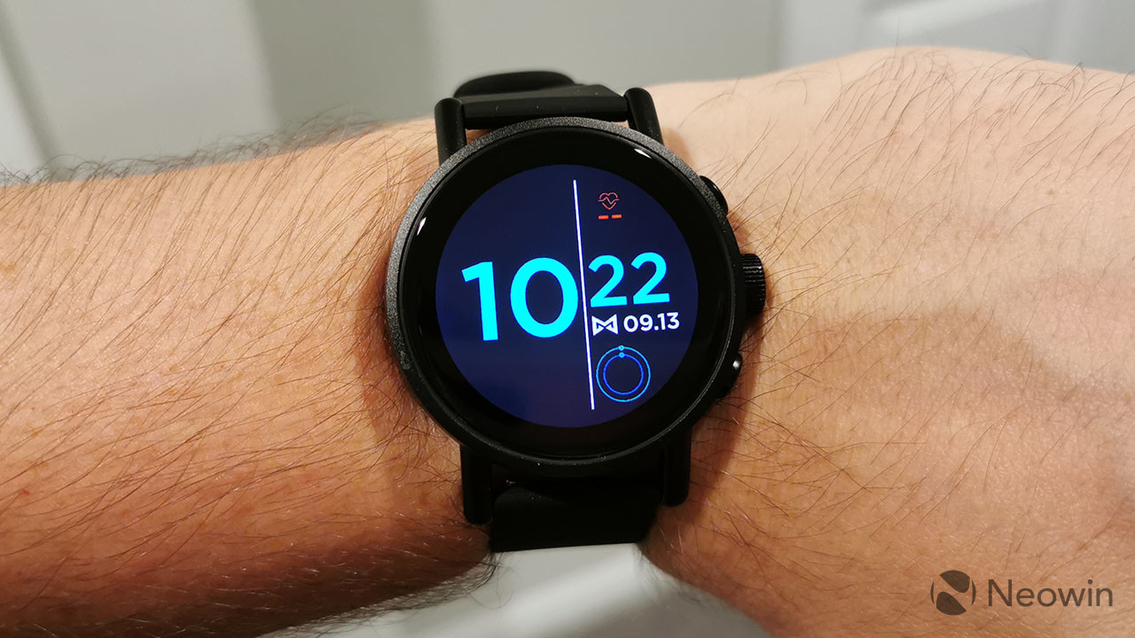 Misfit Vapor X review: A beautiful Wear OS watch that doesn