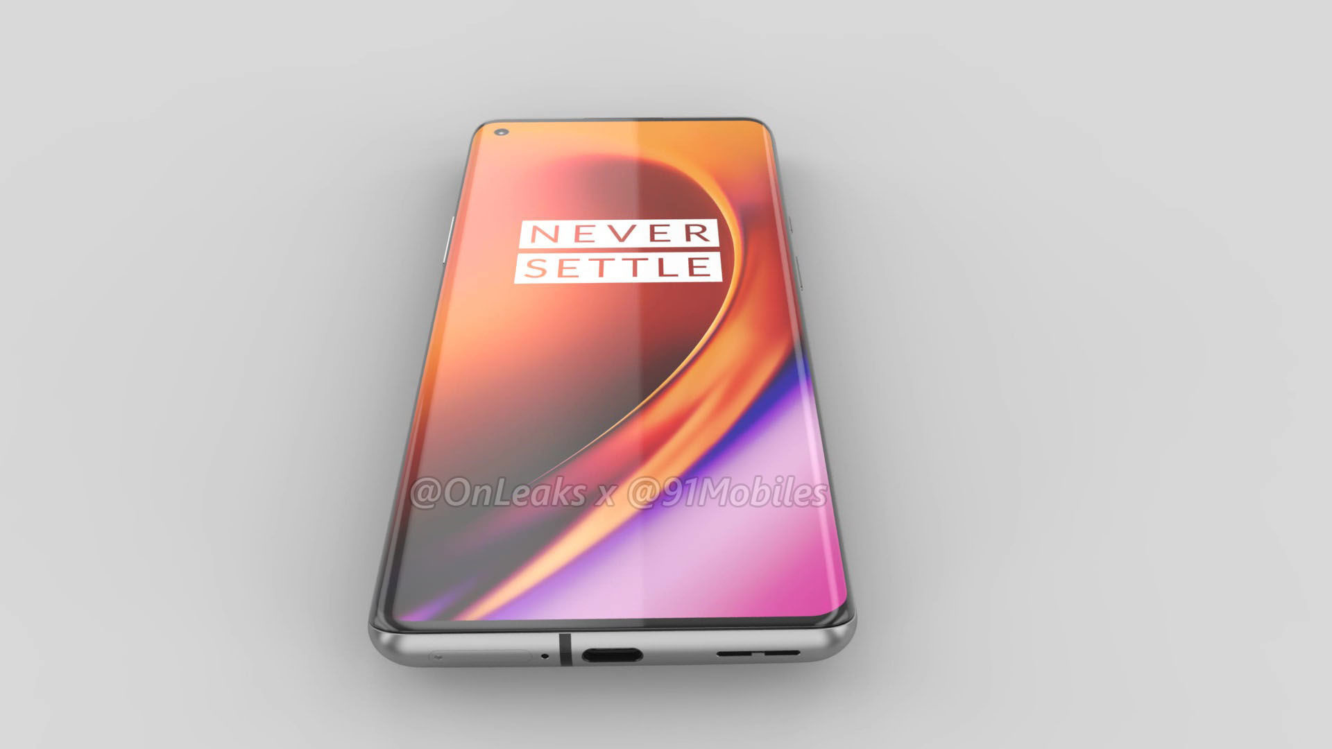 renders of OnePlus 8 Pro  - image 2