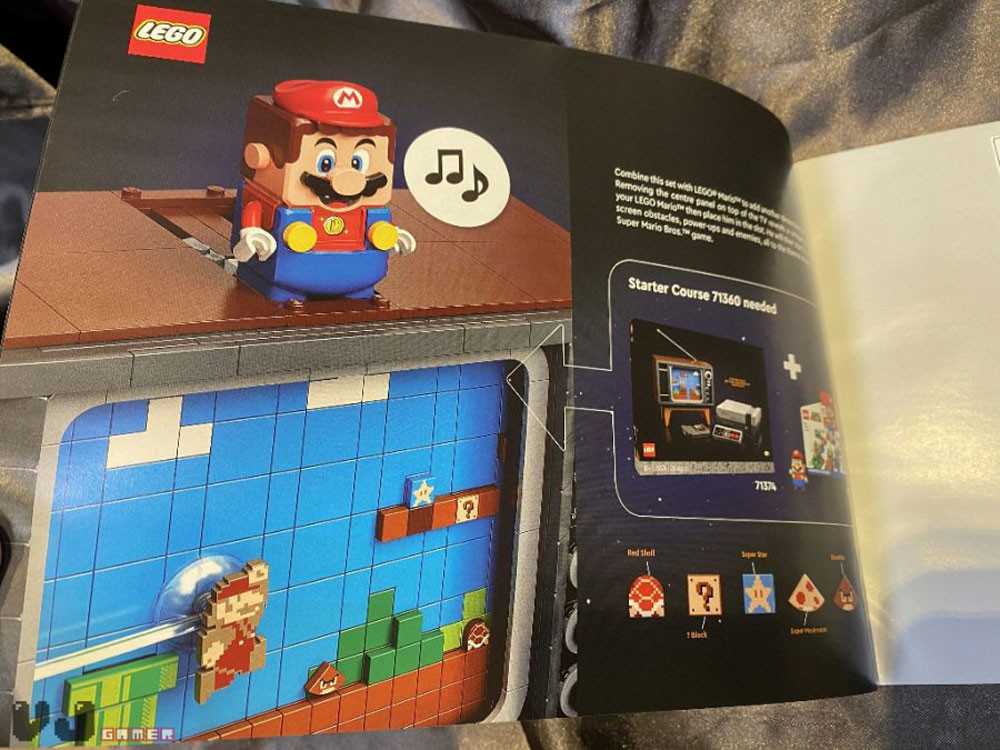A Lego Version Of The Nintendo Entertainment System Is Coming Soon Including A Lego Tv Neowin