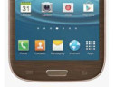 Brown Galaxy S III