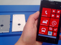 Hands-on with Nokia's thin and light Lumia 925