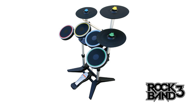 rock band 3 drums