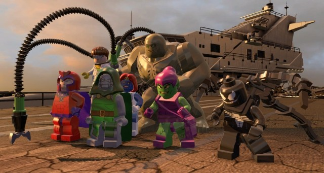 Microsoft Loses Lego Marvel Super Heroes As Xbox One Launch Game