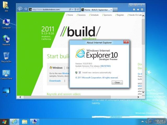 install internet explorer 10 windows 8