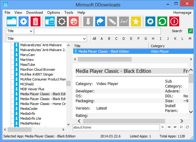 Mirinsoft DDownloads