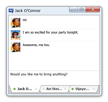 Facebook Messenger for Windows XP & Vista released - Neowin