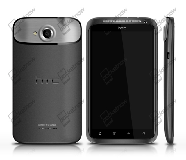 HTC Edge, The New Beast of HTC with Quad-Core Processor