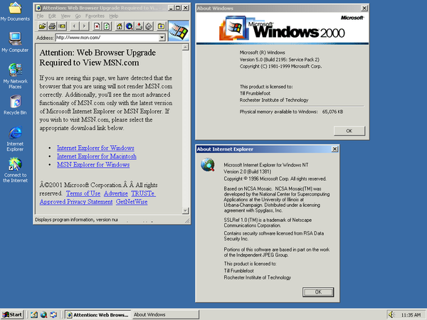 Internet Explorer: Version 1-10, a dive through history - Neowin
