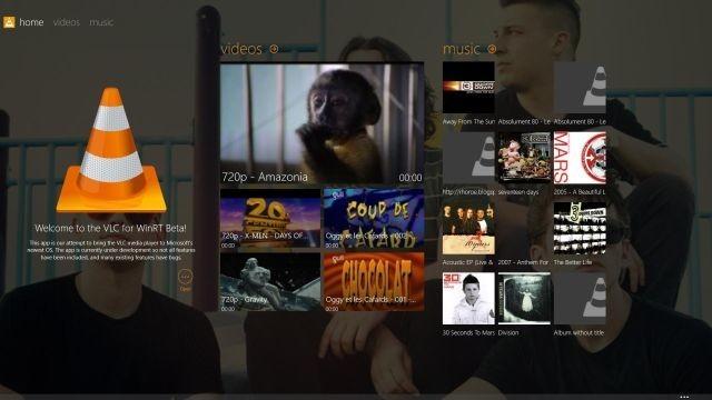 VLC per Windows 8 tarda ad uscire. I motivi? Ce li spiega il presidente Kempf