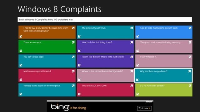 complaints to microsoft