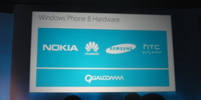 Images of Huawei's first WP8 device, the W1, leak online ...