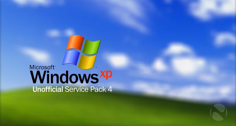 Windows xp service pack 4 скачать.