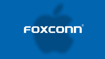 foxconn-apple-logo