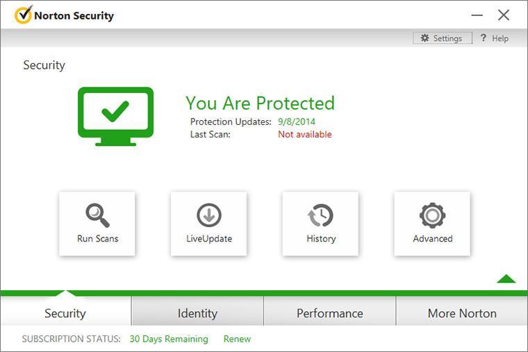 Norton Security 2015